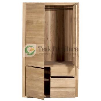 Wardrobe whit 3 Door & 2 Door