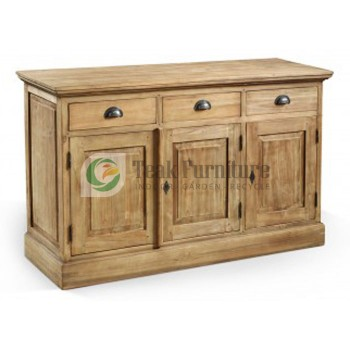 Panel Sideboard 3 Door & 3 Drw