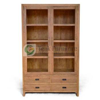 Glas Rack Cabinet