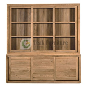 Slidding Door Cabinet