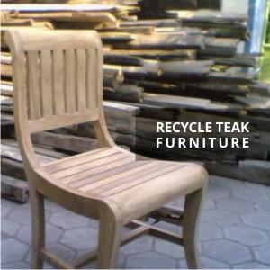 Recycle Teak Furniture