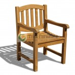 Garden Chair with Arm